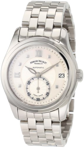 Armand Nicolet Women's 9155A-AN-M9150 M03 Classic Automatic Stainless-Steel Watch
