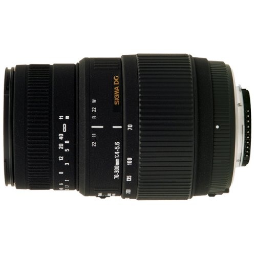 Sigma 70-300mm f4-5.6 Macro DG Lens For Pentax Digital & Film SLR Cameras