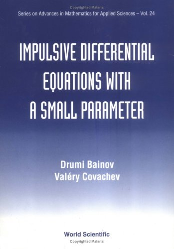 Impulsive differential equations with a small parameter