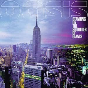 Standing on the Shoulder of Giants [MINIDISC]