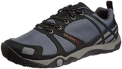 Merrell Proterra Walking Shoes Grey/Black 40 EU