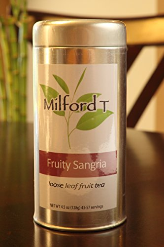 Milford T - Fruity Sangria Loose Leaf Fruit Tisane