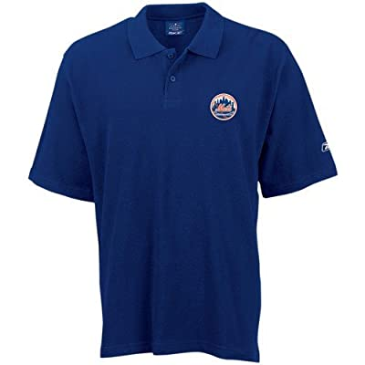 New York Mets MLB Reebok RA Polo Shirt