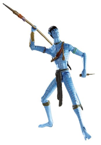 Buy Low Price Mattel James Cameron's Avatar Movie Masters Avatar Jake Sully Figure (B002MUAP60)