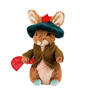 Beatrix Potter Plush Benjamin Bunny (Medium)