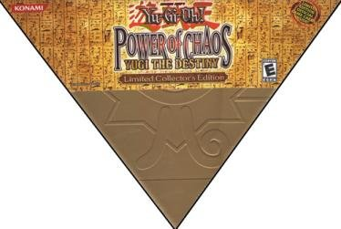 Yu-Gi-Oh Power Of Chao: Yugi The Destiny Triangle Box Collector'S Edition - Pc