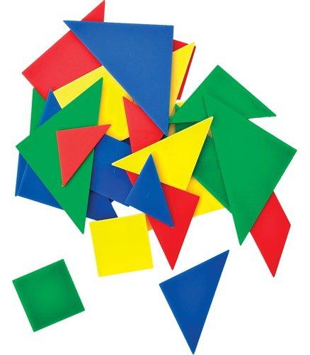 Carson-Dellosa Thinking Kids' Math Tangrams - 1