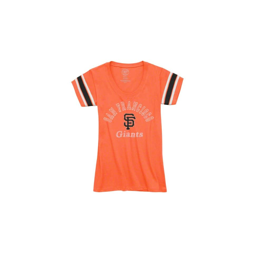 San Francisco Giants Womens 47 Brand Off Campus Scoop