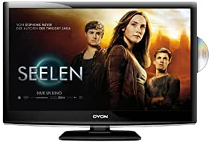 Dyon Sigma 24, 60 cm (23,6 Zoll) LED-Backlight-Fernse...  (Full HD, DVB-T/S2, CI+, DVD Player)