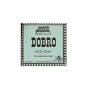 DOBRO STRINGS - SIX SETS