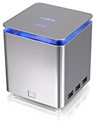 LUXA2 P-MEGA 41,600mAh World's Largest 6 Ports Portable Batttery Charger, Power Bank, External Battery Pack for Apple iPhone 6 Plus, 6, 5S, 5C, iPad Air, Mini, Samsung Galaxy S6, S5, Note, LG, HTC, Nexus and more. Portable Charger, USB Battery Pack, Backup Battery
