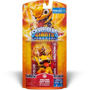 Activision Skylanders Giants Single Character Pack - Molten Hot Dog (Skylanders Hot Dog compare prices)