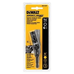 DEWALT DW2219IRP 5/16-Inch Magnetic Pivoting Nut Driver