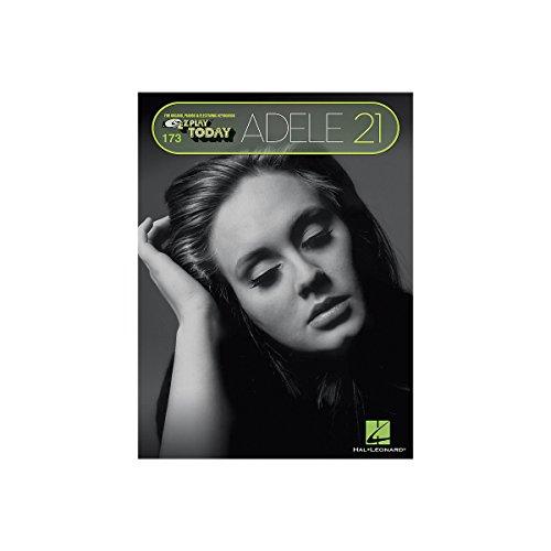 Hal Leonard Adele - 21 E-Z Play Today #173 Songbook