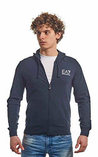 EA7 Emporio Armani 274425 6P280 02836 felpa blu