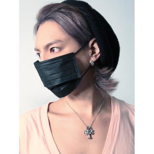 B.M 黒マスク 5枚入り