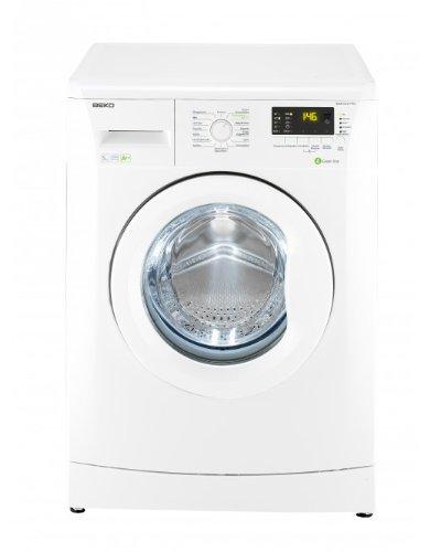Beko WMB 51032 PTEU Waschmaschine Frontlader / A++C / 146 kWh/Jahr / 7260 Liters/Jahr / 1000 UpM / 5 kg / Multifunktionsdisplay / 15 Waschprogramme / Pet Hair Removal / weiß