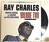 RAY CHARLES modern sounds in country & western music, vol. 2 LP