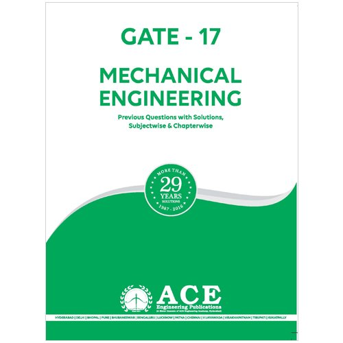 Mechanical Engineering (GATE 17)