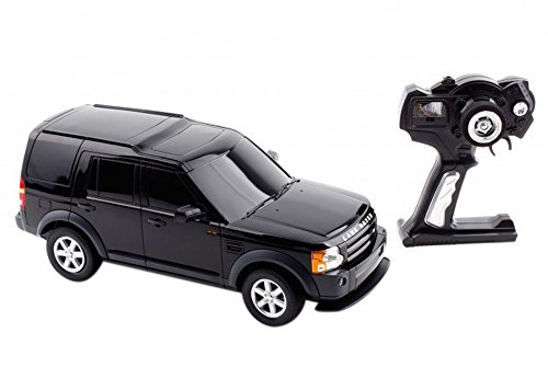 Azimporter Preschool Children Activity Playset 1:14 Land Rover Discovery 3 Black