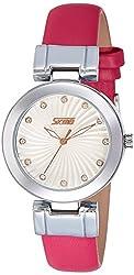 Skmei Analog Multi-Colour Dial Womens Watch - 9086HS