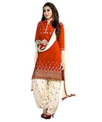 1 Stop Fashion Patiyala Printed Suit
