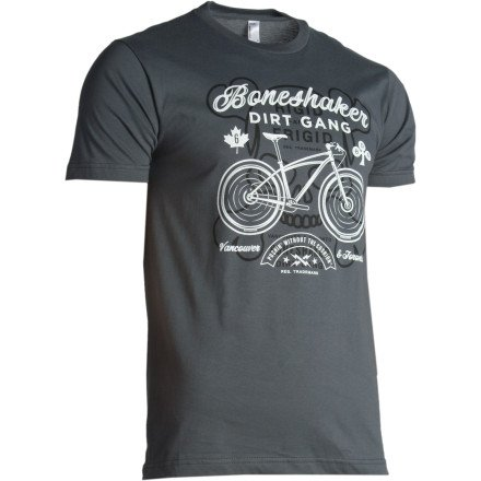 Buy Low Price Twin Six Boneshaker T-Shirt – Short-Sleeve – Men's (B0065HGNZ8)
