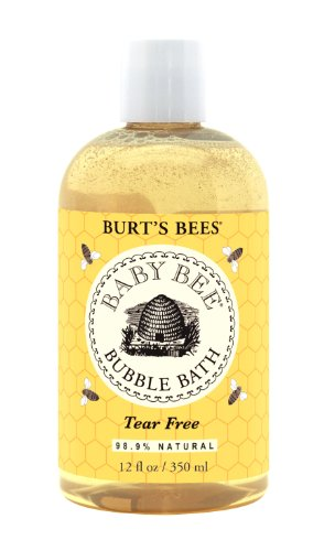 Burt's Bees Baby Bee Bubble Bath, 12-Ounce Bottles (Pack of 2) - 1