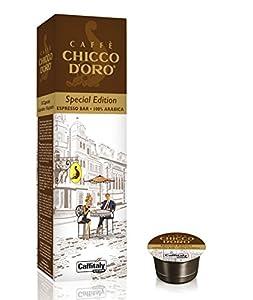 Purchase Special Edition: 60 Caffè Chicco d'Oro Espresso Capsules ESPRESSO BAR 100% ARABICA - Caffitaly System® from Caffè Chicco d'Oro