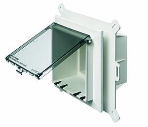 arlington dbvs2c 1 outdoor electrical box with