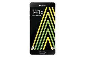 Samsung Galaxy A5 Smartphone débloqué 4G (Ecran: 5,2 pouces - 16 Go - Simple Nano-SIM - Android) Noir