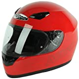 187774 - Nitro Dynamo UNO Motorcycle Helmet XL Red (66)