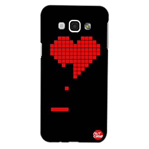 Designer Samsung Galaxy Note 5 Case Cover Nutcase -Pong Game Heart Tetris