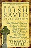 img - for How the Irish Saved Civilization: The Untold Story of Ireland's Heroic Role from the Fall of Rome to the Rise of Medieval Europe by Cahill. Thomas ( 2003 ) Paperback book / textbook / text book