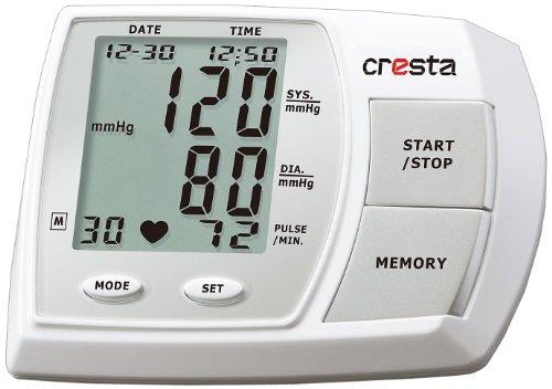 Cresta BPM701 Blutdruckmessgerät für den Oberarm