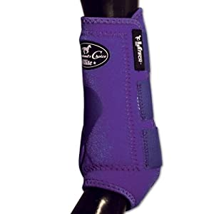 Professionals Choice Equine Sports Medicine Ventech Elite Front Leg Boot, Pair by Professional