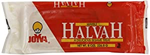 Joyva Halvah Marble Bag, 8-Ounce (Pack of 6)