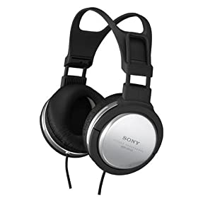 Sony MDR-XD 100 Cuffie tradizionali