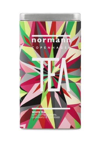 Normann Tea - weiß Tea with pomegranate, cranberry & bamboo von Norman Copenhagen