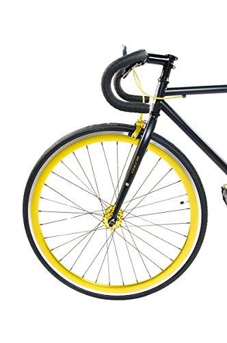 Alton Corsa Fixie 700c Dp 780 Frame Fixed Gear Bike