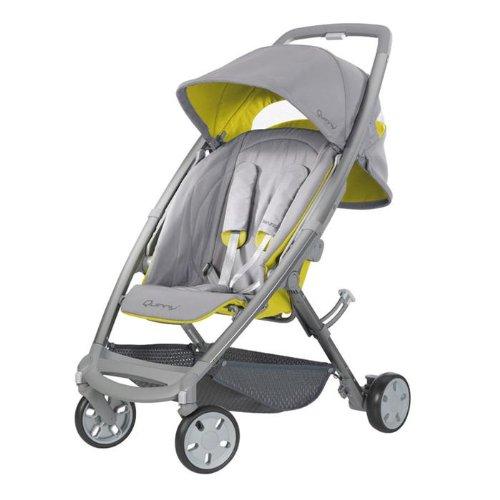 Quinny Senzz Stroller Spring Car Seat And Stroller