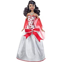 Barbie Holiday Sparkle Barbie African-American Doll