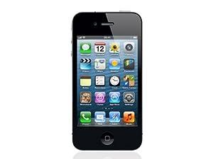 Apple MF259LL/A - iPhone 4s 8GB / 8MP Camera - Unlocked - Black (Certified Refurbished)