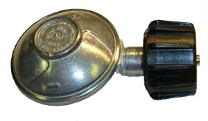 Mr. Heater 90° Propane Regulator with Acme Nut, Acme Nut X 3/8 Inch Pipe Thread #F273761