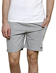 SYDA Men's Shorts + Grey