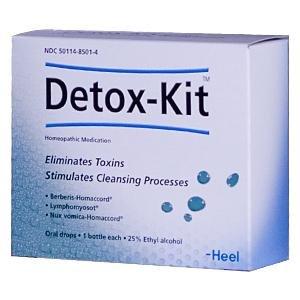 Heel Detox Kit Drops 50ml