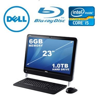 Dell Inspiron One 2320 23