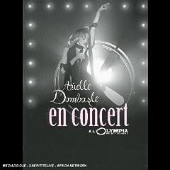 Arielle Dombasle : Live  - DVD