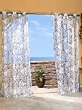Biscayne Sheer Outdoor Curtains