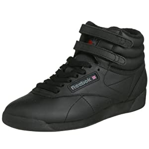 REEBOK Freestyle HI - black 38.5